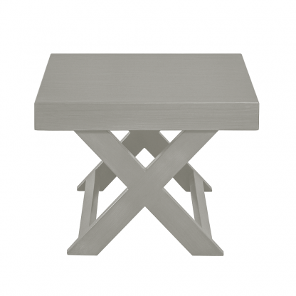 mesa lateral torino gris