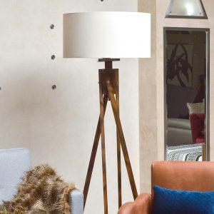 Lámpara de piso para sala