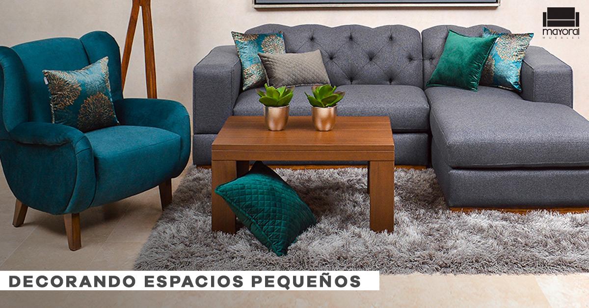 Blog decorando espacios pequeños